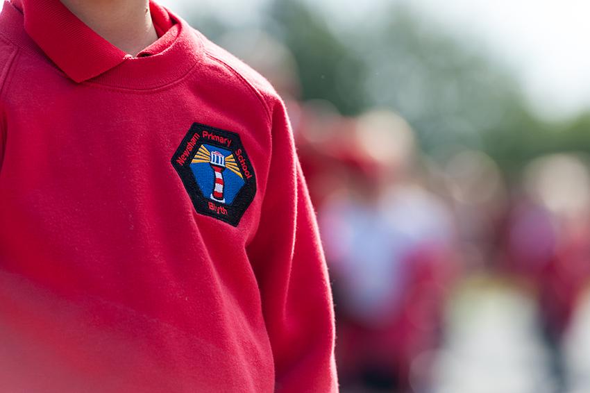 schol badge