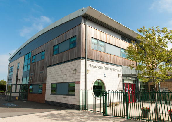 Newsham primary school building