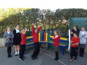 Buddy Bench Launch (5)
