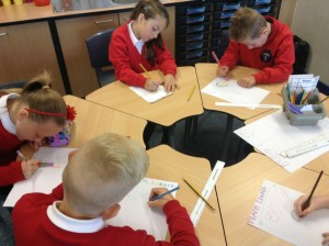 Y4 Voting for a team leader (10)