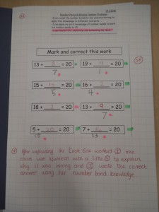 checking and explaining number bonds (1)
