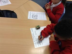 Literacy use of language (4)
