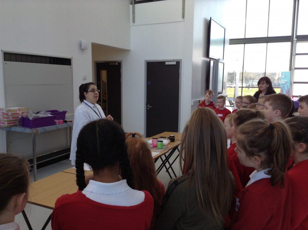 STEM centre trip (4)