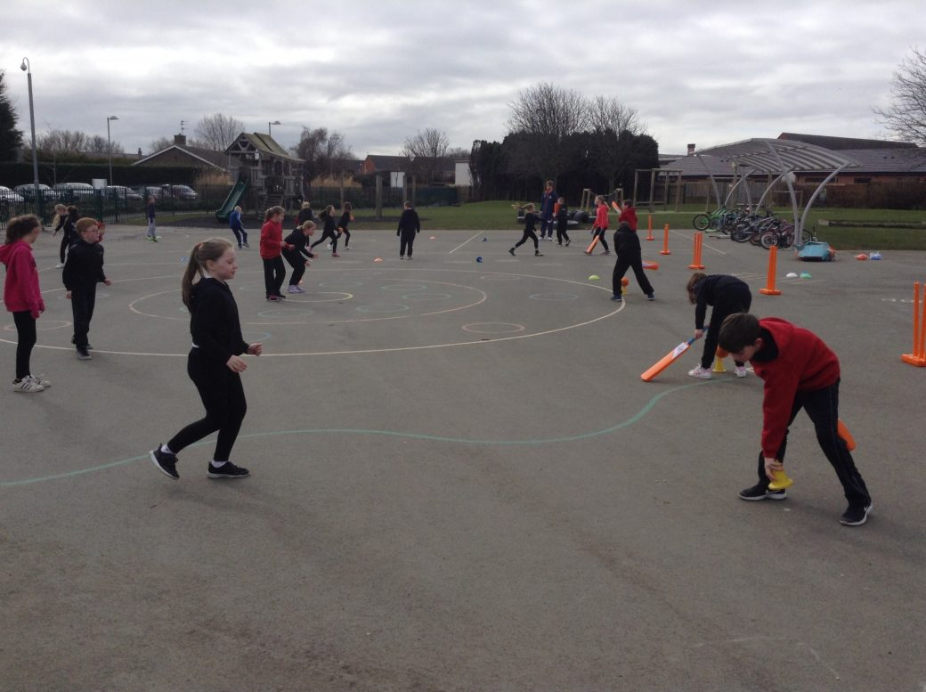 Year 4 cricket (34)